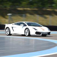 Idée Cadeau Patricia Bertapelle Atout Vitesse Richwiller - Lamborghini Huracan sur circuit - 2