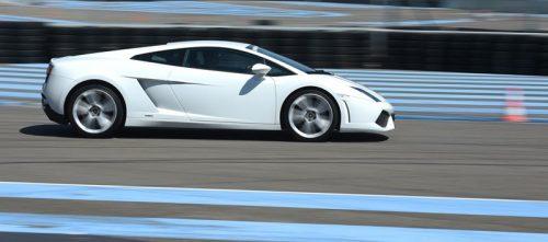 Idée Cadeau Patricia Bertapelle Atout Vitesse Richwiller - Lamborghini Huracan sur circuit