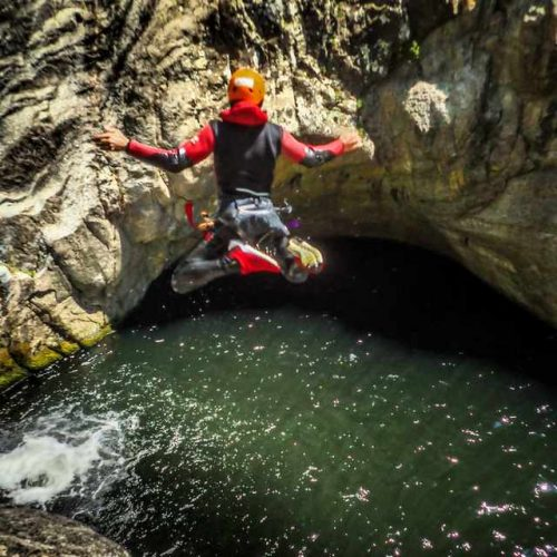 Idée Cadeau Canyoning Tendances du Sud Toulouges - Canyoning sportif 1