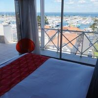 Idée Cadeau Hotel le Nautic Arcachon - chambre vue mer