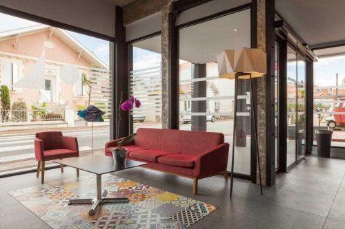 Idée Cadeau Hotel le Nautic Arcachon - le hall
