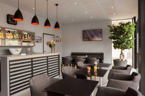 Idée Cadeau Hotel le Nautic Arcachon - salle petit dejeuner