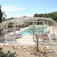 Idée Cadeau Le Clos des Cigales Massillargues-Attuech - la piscine