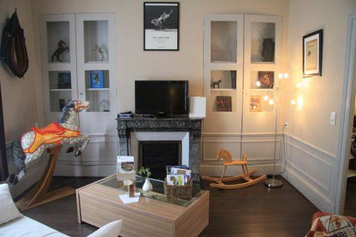 Idée Cadeau Chambres d hotes les Epicuriens Epernay - Chambre Cheval 1