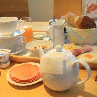 Idée Cadeau Chambres d hotes les Epicuriens Epernay - le petit déjeuner