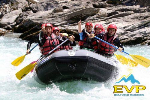 Idée Cadeau Eau Vive Passion EVP Gap - Rafting 2020 - 1