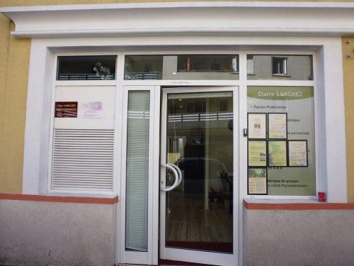 Idée Cadeau Escale en Soie Cagnes-sur-Mer - facade institut
