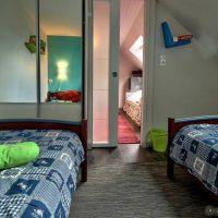Idée Cadeau Gites et Chambres d hotes de Lanevry Douarnenez-Kerlaz - Gite Geranium la chambre enfant