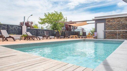 Idée Cadeau Hotel le Monestié Boujan-sur-Libron - la piscine