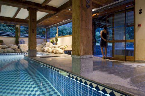 Idée Cadeau Hotel les Grands Montets Chamonix - Piscine interieur 2