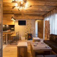 Idée Cadeau Hotel les Grands Montets Chamonix - Suite familiale 5