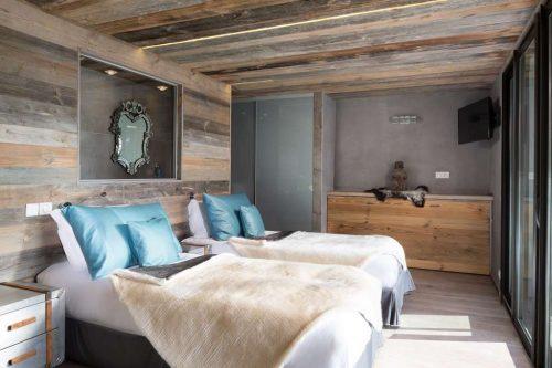 Idée Cadeau Hotel les Grands Montets Chamonix - Suite familiale