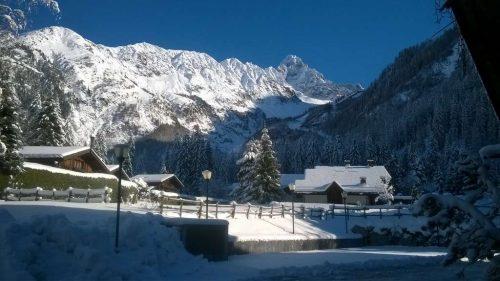 Idée Cadeau Hotel les Grands Montets Chamonix - vue Grands Montets