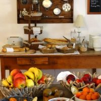 Idée Cadeau La Bastide d Eygalieres - Buffet petit dejeuner