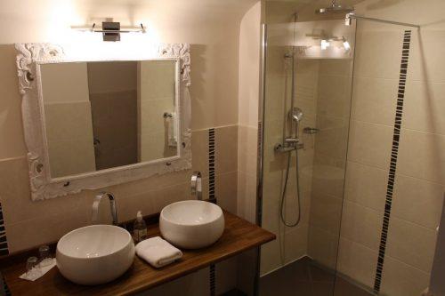 Idée Cadeau La Bastide d Eygalieres - salle d'eau