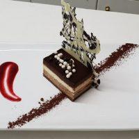 Idée Cadeau Le Lezard Gourmand Eygalieres - un dessert
