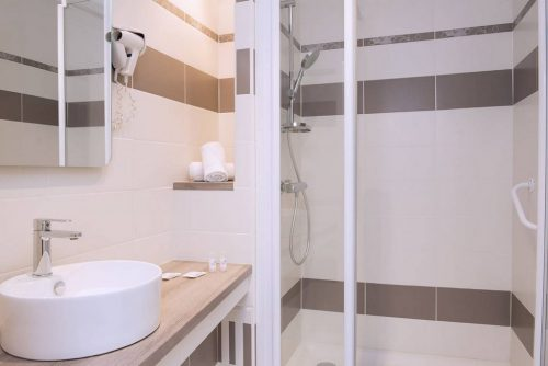 Idée Cadeau Les Nations Hotel Restaurant Vichy - Salle d eau