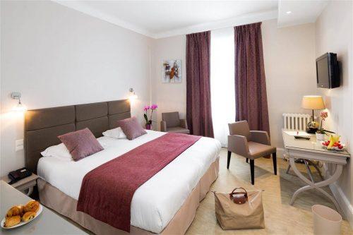 Idée Cadeau Les Nations Hotel Restaurant Vichy - chambre confort