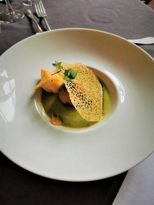 Idée Cadeau Les Nations Hotel Restaurant Vichy - entree