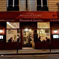 Idée Cadeau Restaurant Le Domaine de Lintillac Paris - le restaurant de nuit