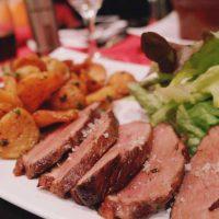 Idée Cadeau Restaurant Le Domaine de Lintillac Paris - magret
