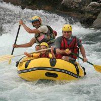Idée Cadeau Aventure Chlorophylle Louvie-Juzon - Rafting Gave de Pau 1