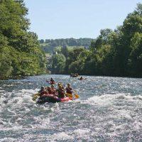 Idée Cadeau Aventure Chlorophylle Louvie-Juzon - Rafting Gave de Pau 2