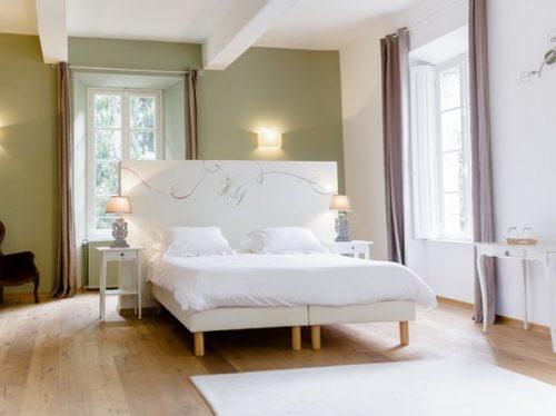Idée Cadeau Chateau Haut Gleon Villesèque-des-Corbières - Chambre Prestige