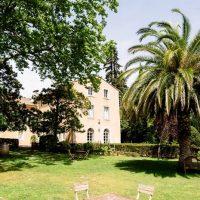 Idée Cadeau Chateau Haut Gleon Villesèque-des-Corbières - le jardin