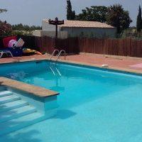 Idée Cadeau La Maison de Verotte Claira - la piscine