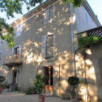 Idée Cadeau Le Clos de la Chardonniere Saulce-sur-Rhône - au couchant
