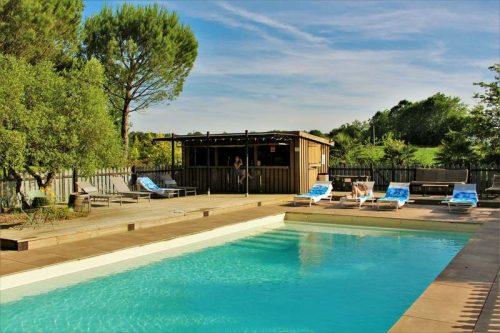 Idée Cadeau Maison Basta Orthevielle - la piscine