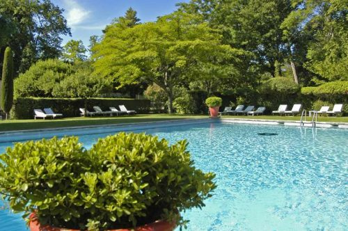 Idée Cadeau Chateau d Arpaillargues - La piscine