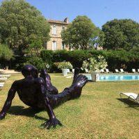 Idée Cadeau Chateau d Arpaillargues - le jardin