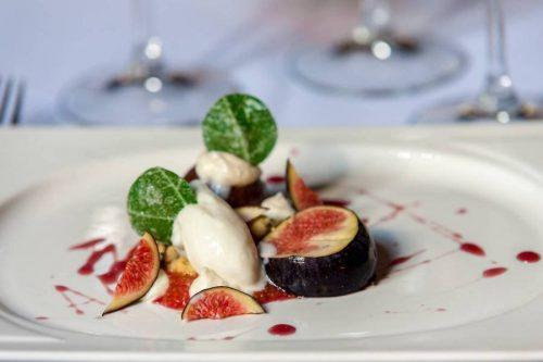 Idée Cadeau Chateau d Arpaillargues - un dessert
