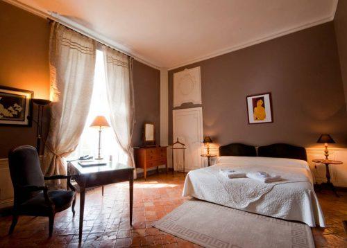 Idée Cadeau Chateau d Arpaillargues - une chambre