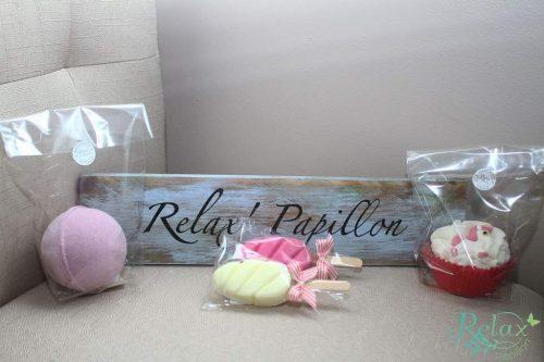 Idée Cadeau Relax Papillon Donnemarie-Dontilly - autour du bain