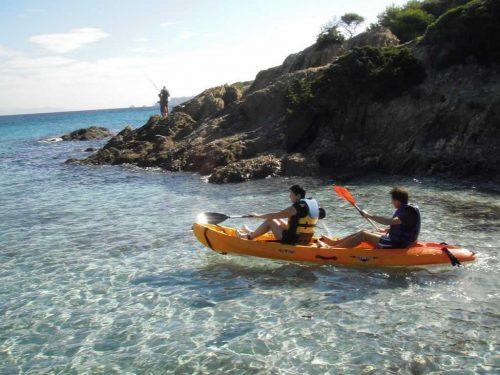 Idée Cadeau Expénature La Ciotat - Location Canoë Kayak double