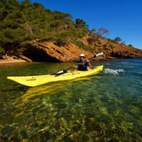 Idée Cadeau Expénature La Ciotat - Location Canoë Kayak simple