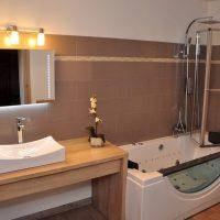 Idée Cadeau Hotel Oasis Villaines-la-Juhel - Chambre Balnéo double