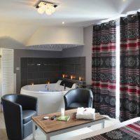 Idée Cadeau Hotel Oasis Villaines-la-Juhel - Suite Jaccuzi