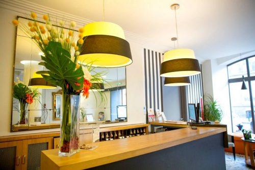 Idée Cadeau Hotel Raymond 4 Toulouse - la reception