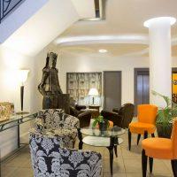 Idée Cadeau Hotel Raymond 4 Toulouse - le hall