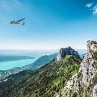 Idée Cadeau Aeroslide Dingy-Saint-Clair - planeur vol lac