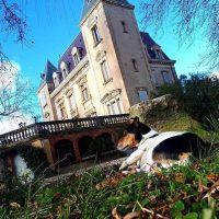 Idée Cadeau Chateau du Martinet Violès - le chateau 2