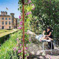 Idée Cadeau Villa Baulieu Rognes - Massage sous les arbres