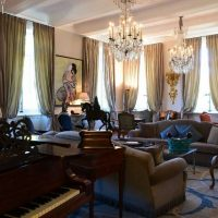 Idée Cadeau Villa Baulieu Rognes - dans le salon