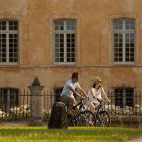 Idée Cadeau Villa Baulieu Rognes - en vélo