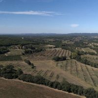 Idée Cadeau Villa Baulieu Rognes - vue sur le domaine