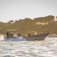 Idée Cadeau Bat Express Cap Ferret - Excursion en bateau type vedette chaland au Cap Ferret